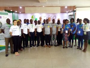 Jour 4 du SIALO// La Filière ananas au Togo à l'honneur